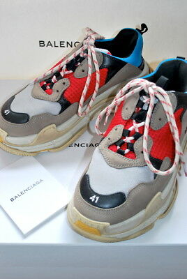 Buy Balenciaga Triple S Trainers Only $476 Today
