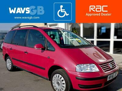 Volkswagen Sharan 1.9TDI Mobility Wheelchair Access Vehicle Disabled WAV