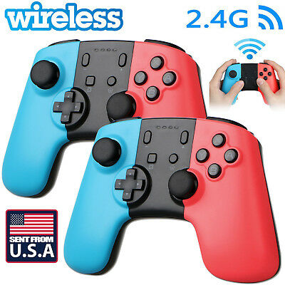 US Wireless Pro Controller Joypad Gamepad Remote for Nintendo Switch Console xi