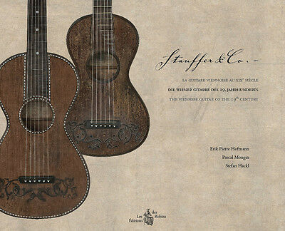 Stauffer & Co. - The Viennese Guitar of the 19th Century FREE SHIPPING