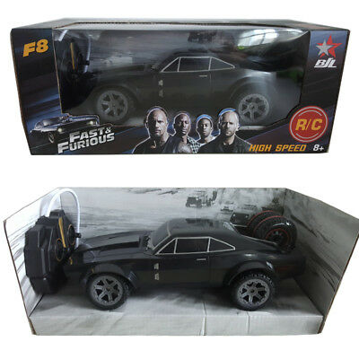 1:18 Fast & Furious Dodge Rc Radio Remote Control Drift Car Modify Vehicle Toy