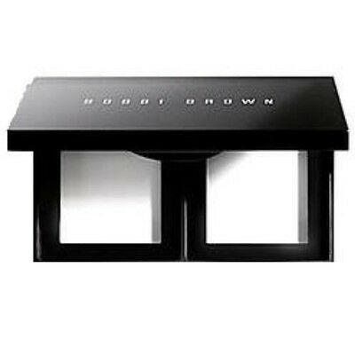 Bobbi Brown 2 Pan Empty Palette NIB FREE GIFT For Eye Shadow Blush Eye Liner