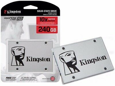 "Kingston A400 2.5"" 240GB Internal Solid State Drive (SSD) SA400S37/240"