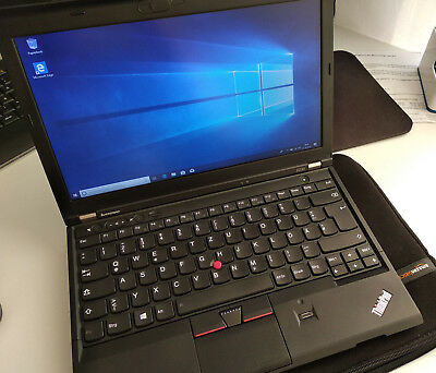Lenovo ThinkPad X230 Notebook Intel Core i5 2x 2,6 GHz 4 GB RAM 500 GB HDD Win10