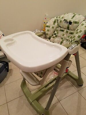 Stupendous Peg Perego Prima Pappa Best Highchair Made In Italy Bralicious Painted Fabric Chair Ideas Braliciousco