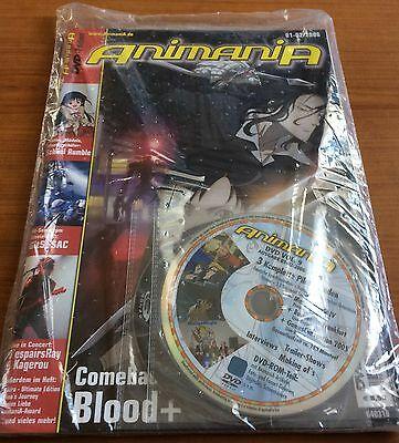 Animania 01-02/2006 in OVP mit DVD!!