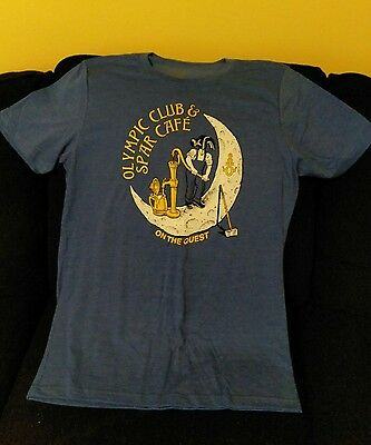 McMenamins Olympic Club & Spar Cafe T Shirt Medium