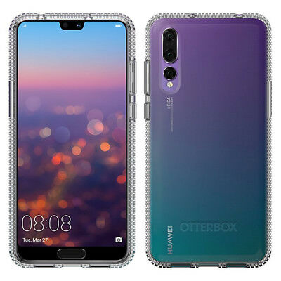 buy popular 781e7 93c10 OTTERBOX PREFIX IMPACT Protection Case for Huawei P20 Pro - Clear