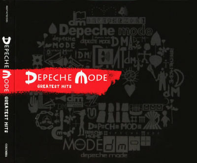 DEPECHE MODE 2CD The BEST MUSIC HITS Collection