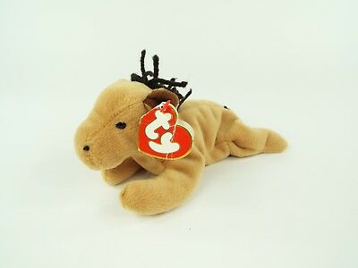 TY Beanie Babies Baby Plush Derby the Horse with 3rd/2nd Tags