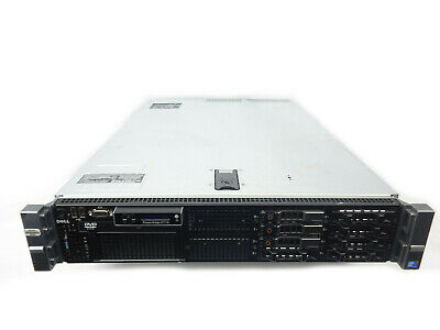 Dell Poweredge R710 12 Core Server   Select RAM and Hard Drive   1 Year Warranty