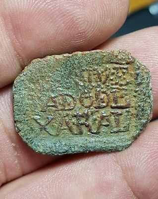 ORIGINAL AND VERY RARE Mexico Spanish Colonial DUG Token MARQUESADO DEL XARAL