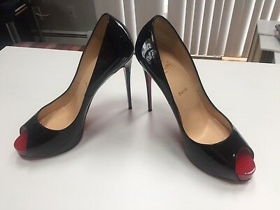 quality design 81fe9 50cfb NEW CHRISTIAN LOUBOUTIN N Prive 120 Pumps Suede Turquoise ...