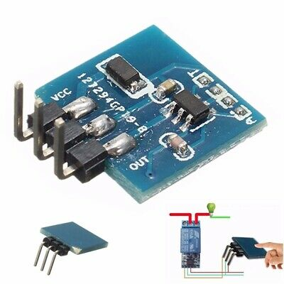 [NEW] 5pcs TTP223B Digital Touch Sensor Capacitive Touch Switch Module For Ardui