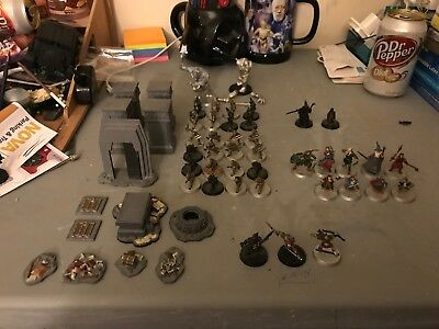 lord of the rings miniatures games workshop