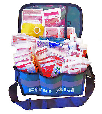 Ezy-Aid Large Haversack Bag Trauma First Aid Kit