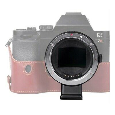 [NEW] EF-NEX Auto Focus Lens Adapter for Canon EOS EF Mount Lens to Sony E Adapt