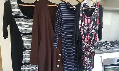 Knit Tunic Dresses x M /12 x4 Bulk Lot