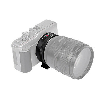 [NEW] Viltrox NF-M43X Focal Reducer Speed Booster Adapter Turbo with Aperture fo
