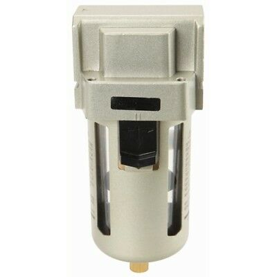 """New 1/2"""" Compressed Air In Line Moisture & Water Filter Trap Air Compressor"""
