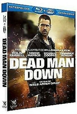 Dead man down BLU-RAY NEW BLISTER PACK