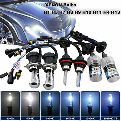 35W 55W Xenon Headlight HID Bulb H1 H3 H4 H7 H8 D1S D2S D3S D4S Replacement Lamp