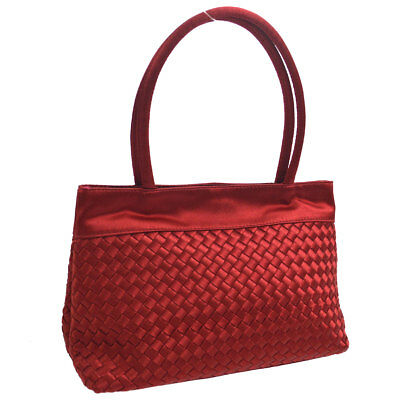 AUTHENTIC BOTTEGA VENETA Perforated Leather Cosmetic Case Metallic ... 648c24a140805