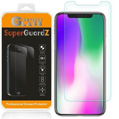 2-PACK Tempered Glass [Anti-Glare Matte] Screen Protector For iPhone XS Max XR X