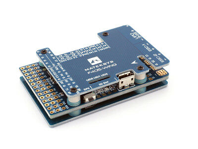 Matek F405 WING Flight Controller Built In PDB BEC For Wing