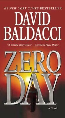 Zero Day (John Puller Series) by Baldacci, David