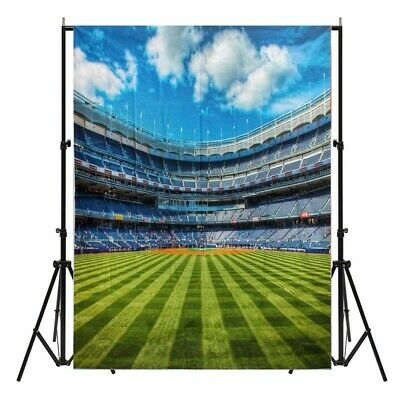 [NEW] 5X7ft Sport Stadium Scenic Photography Background Backdrop Studio Photo Pr