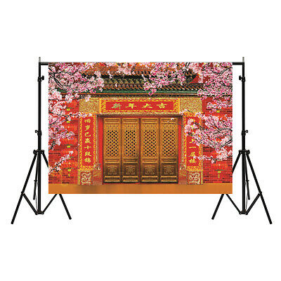 [NEW] 7x5ft New Year Photography Background Studio Photo Prop Backdrop Home Deco