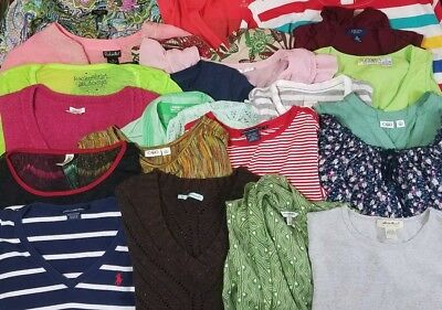 Bulk Lot of 23 Women's Clothes Pre-owned Wear or Resell Sizes Medium - Large