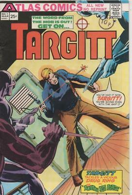 Targitt #1 (Atlas Publishing) March 1975 Very Fine condition