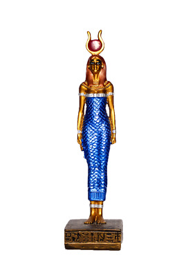 Lovely Ancient Egyptian Hathor Statue