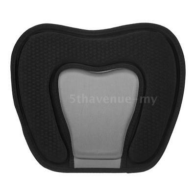 Comfortable Soft Padded On Top Seat Cushion Pad for Kayak Canoe Fishing C3D7
