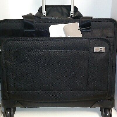 Victorinox  rolling briefcase new 4 wheels