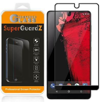 2-PACK FULL COVER Tempered Glass Screen Protector For Essential Phone / PH-1