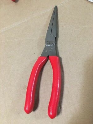 """Snap On 9"""" Needle Nose Pliers- 97ACF"""