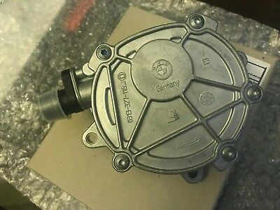 """GENUINE BMW OEM"" N43 Brake Vacuum Pump 118i 120i 318i 320i 520i E87 E82 E81 E90"