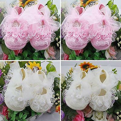 AC_ EG_ Flower Toddler Baby Girl Anti-Slip Crib Shoes Princess Prewalker Shoes R