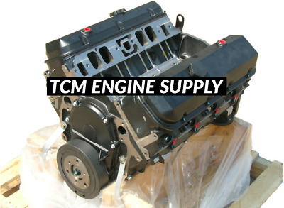 496 CU  IN  Big Block Marine High Output Engine, 454 Stroker