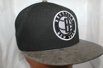 0d864963ebc Brooklyn Nets New Era NBA Rustic Wize 59FIFTY