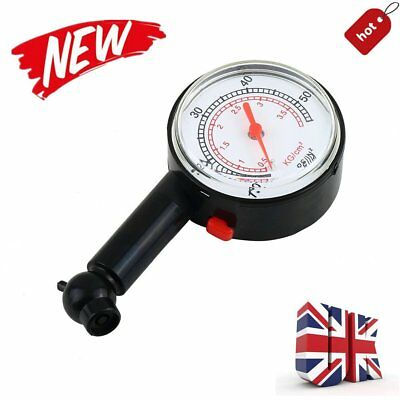 Tyre Pressure Gauge Suitable For All Types of Car And Bike Tyre ALL RIDE New