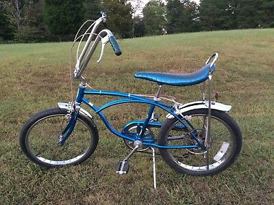 Schwinn Stingray 5 speed vinage bicycle