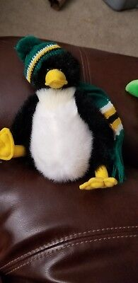 """1993 Ty Beanie Babies """"Waddlesworth"""" Penguin with Tags *Retired"""