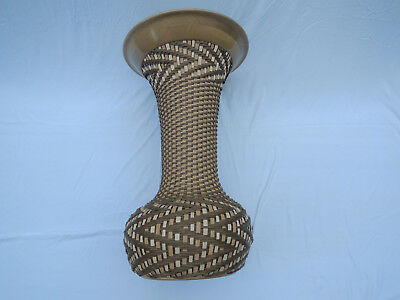 RARE 2016 Longaberger COUTURE Biscayne Urn Tall Basket ARE MADE TO ORDER $6000