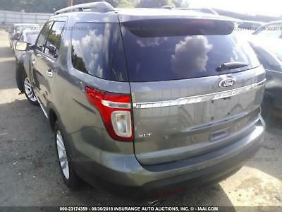 2012-2017 Ford Explorer Driver Roof Airbag Only Lh Side Roof Airbag Oem