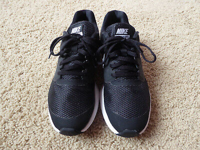 c51efad58d3f Nike Boys  Downshifter 7 Running Shoes Kid Youth Black+White  Casual Athletic 6.5