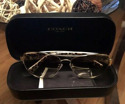 5bab364abe83e ... germany coach gold ivory wildbeast sunglasses hc7059 l138 37842 4ed29